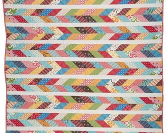 Sense of Direction Quilt Pattern Download (802706)