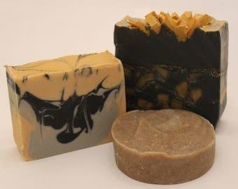 Wild West Gift Box, Homemade Goat Milk Soap