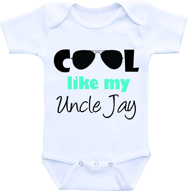 Uncle esie Nephew shirt Uncle Gift for nephew onesie Uncle