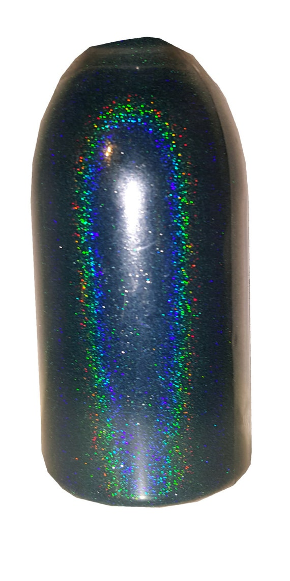 Navy Blue Prism Holographic Nail Art Glitter. True Ultra Fine Multi ...