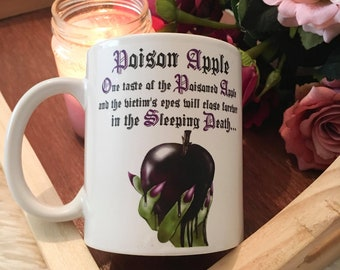 Poison Apple Mug!