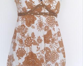 summer dress, size 10