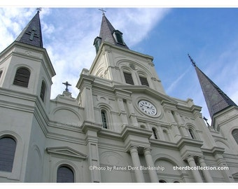 St. Louis Cathedral Photograph - New Orleans