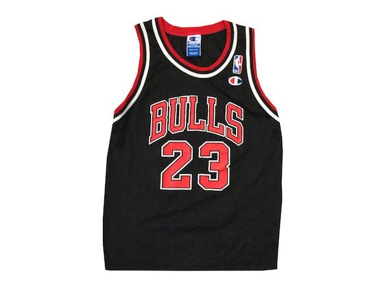 Michael Jordan Chicago Bulls Champion Jersey