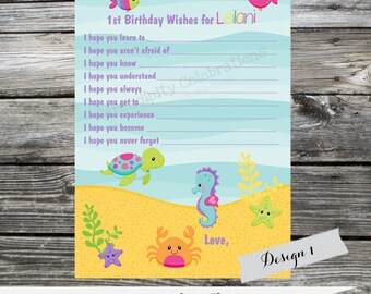 Birthday Wishes Boy Baby ~ Printable wishes for princess baby shower st birthday