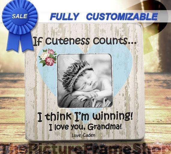 Best Grandma Gift Grandma Frame Grandma Mothers Day Gift Nana Gift ...