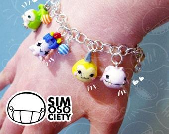 Digimon bracelet