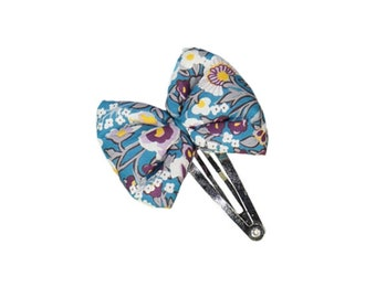 BOW handmade Liberty hairclip - Maria