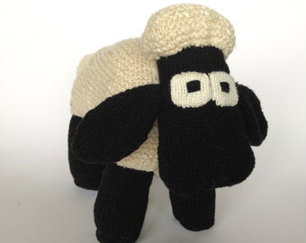 Soft toy made of eco-friendly wool!
