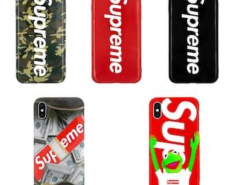 coque iphone 6 supreme bart