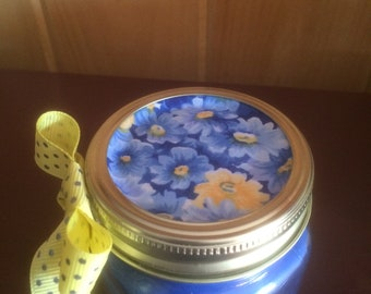 Blueberry Cobbler Soy Candle