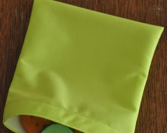 Easy Eco: Reusable Sandwich Bags
