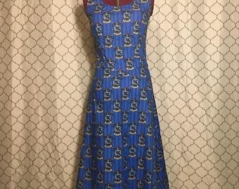 Women's Ravenclaw dress