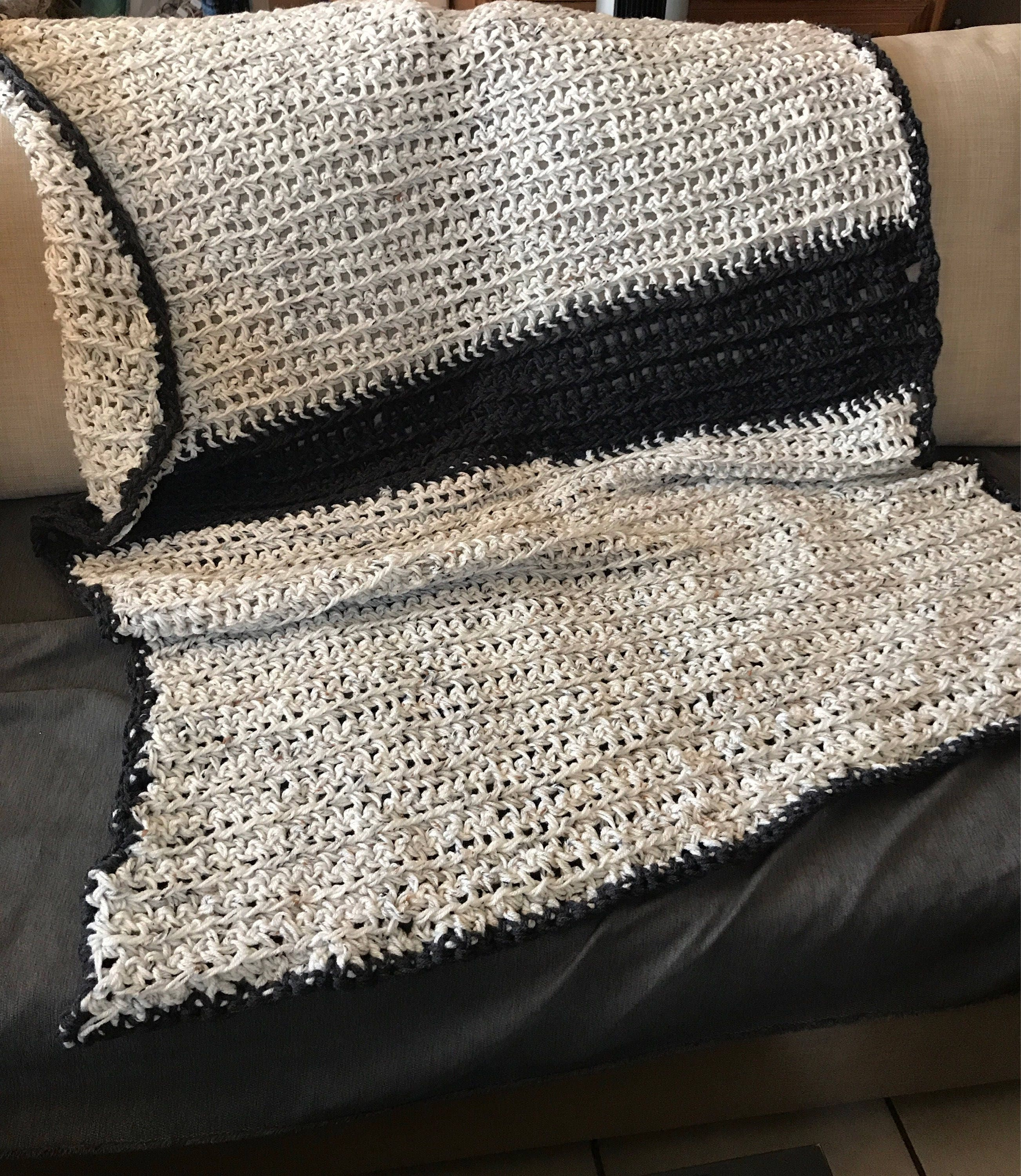 Throw Blanket / Afghan Blanket  Wrap Yourself In The Warmth Of Handmade  Goodness.