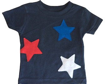 Who Wants to be The Star? - Navy Kids T-Shirt – Boys or Girls