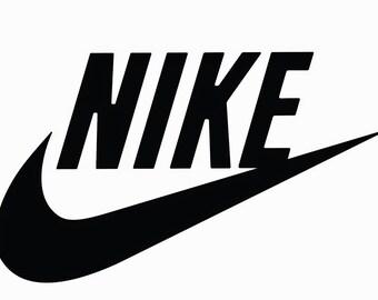 Nike-SVG-DXF cut file