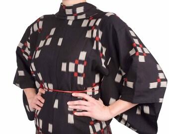Kasuri Kimono jacket