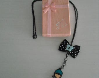 Cute little child necklace