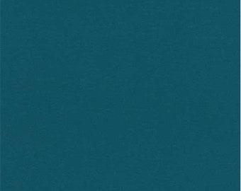 Marine Blue Rayon Jersey Knit, Fabric By The Yard