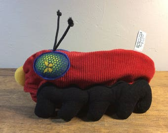 Freemountain Toy - Vegimals - Caterpillar /Monarch