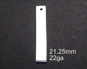 1 Pc, Sterling Silver Bar Connectors