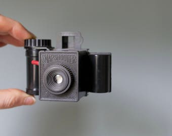 Vintage 1970s Miniature Snapshooter Candid Spy Camera Made in Spain