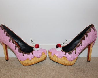 Strawberry Cake Shoes