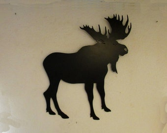 Moose,  Metal Art, Hunter, Sportsman, Wall Art, Wall Hanging