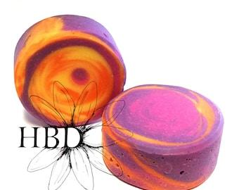 Jewel Swirl Soap