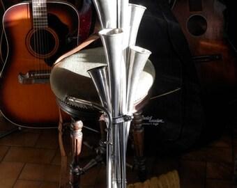 A Schalmei, Martin horn or Fanfare horn.