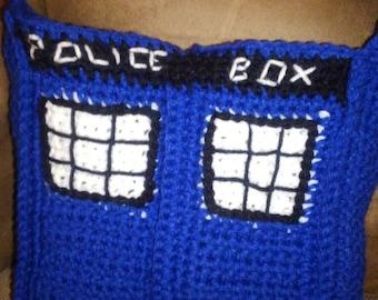 TARDIS Shoulder Bag