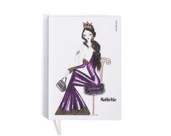 Notebook Small Satin