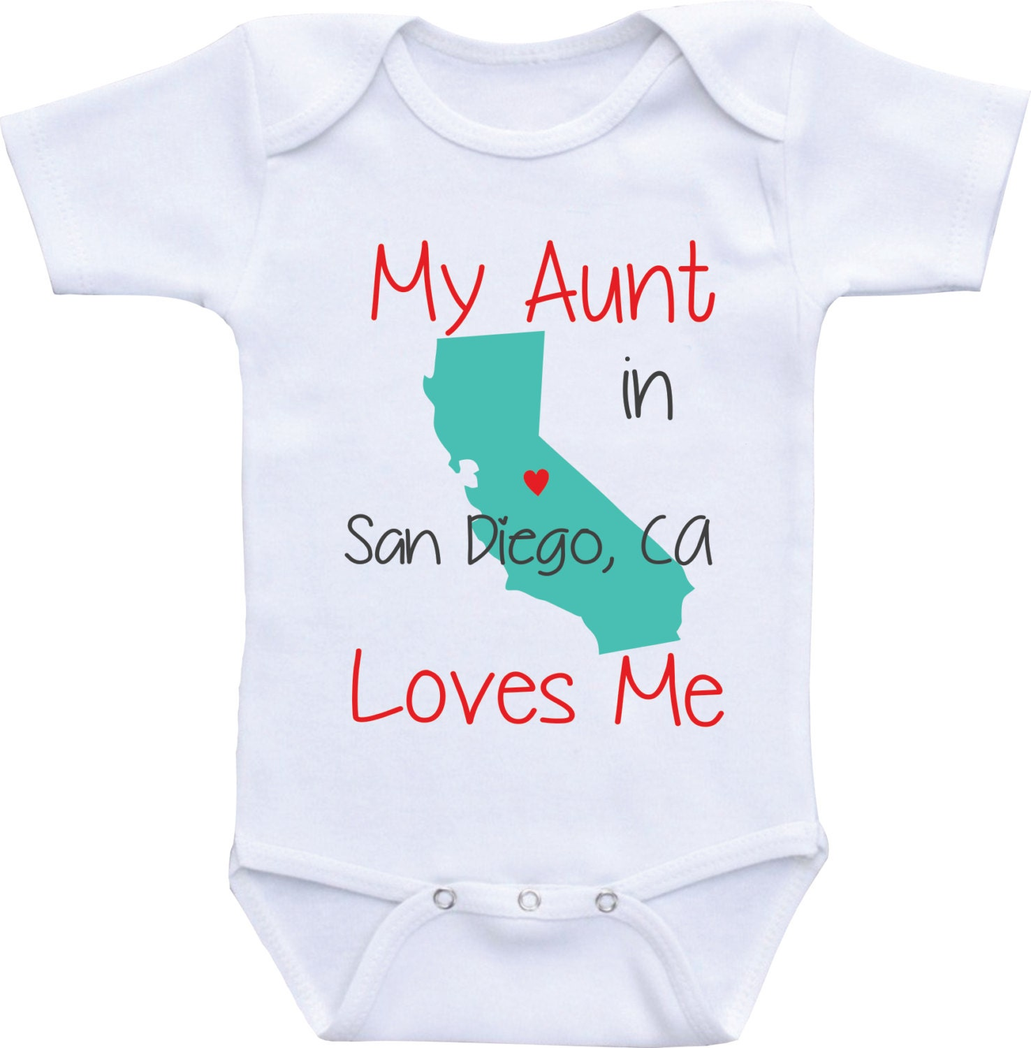 My Aunt Loves Me Available in different States Auntie baby