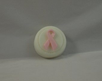 Breast Cancer awareness soap