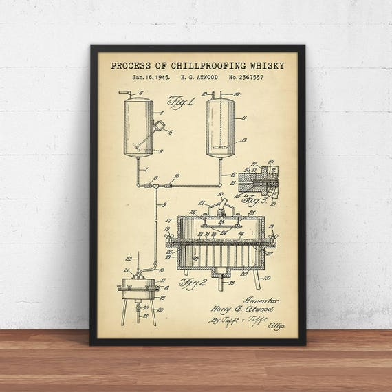 Whiskey gift chilproof whiskey patent clarify whiskey bar malvernweather Choice Image