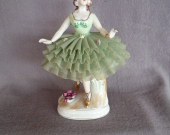 Ceramic Ballet Dancer 18 cm