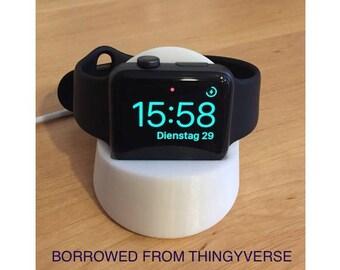 Apple watch dock - Apple watch stand - iWatch dock - Apple watch - Apple watch holder - charging dock - Apple watch 2 - Apple watch charger