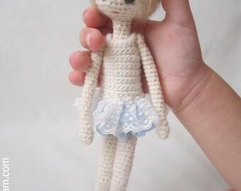 Crocheted Pocket Doll