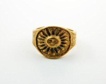 Boho Sun Ring