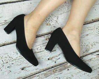 Minimalist Shoes / Yves Saint Laurent / YSL / Size 8