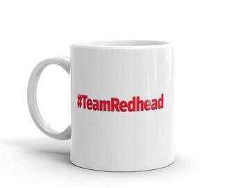 TeamRedhead Mug