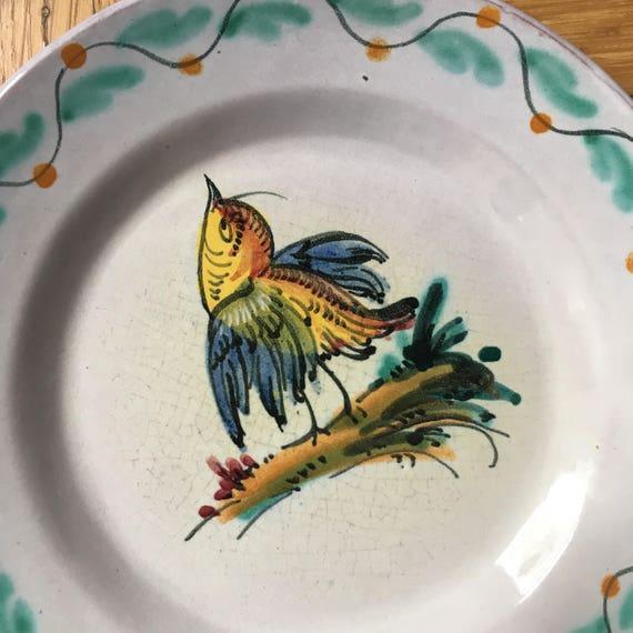 & Vanro Italy Ceramic Plates Dinner Plates \u0026 Serving Platter Set