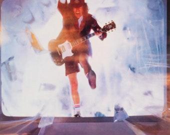 AC/DC Tour Program 1988