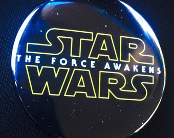 The force Awakens buttons