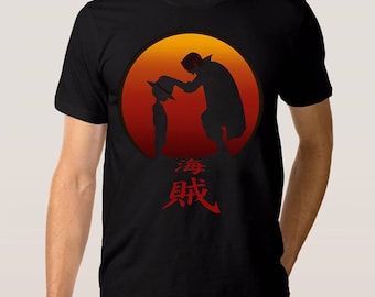One Piece Anime T-Shirt, All Sizes