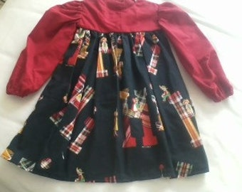Size 18 to 24 Month Holly Hobbie Dress