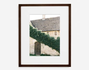 Ivy church, fine Art Photograph, Home Decor