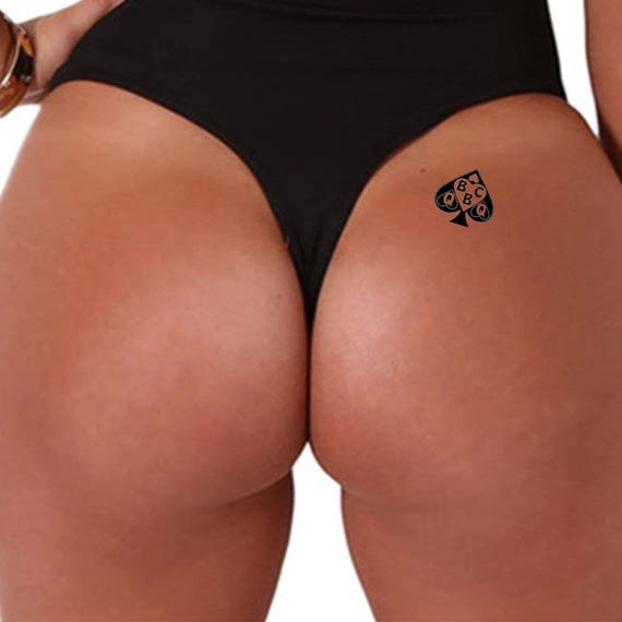 Swingers temporary tattoos