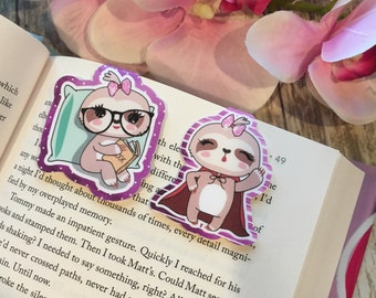 Sloth Bookmarks