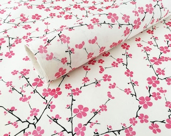 Handmade Wrapping Paper, Gift Wrap, 3 SHEETS